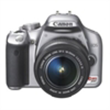 Picture of Canon Digital Rebel XSi 12.2 MP Digital SLR Camera Silver