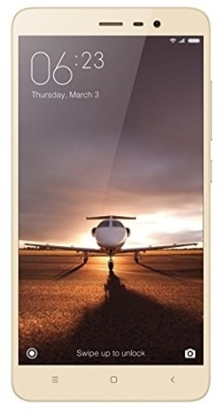 Picture of Xiaomi Redmi Note 3 (Gold, 16GB)